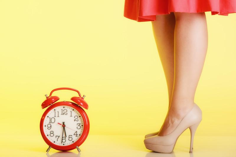 Zeit für Sinnlichkeit oder warten bis die Lust kommt?