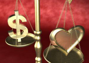 Sex und Geld tut Frauen richtig gut