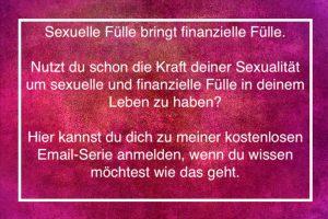 Lust, weibliche Sexualität, sinnliche Sexualität, Weiblichkeit