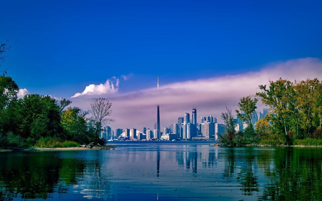 Ute on tour – heute aus Toronto